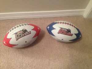 Small CFL Footballs