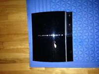 play station 3 and games