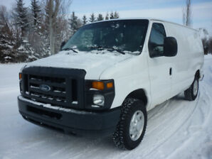 2012 Ford E-150 Cargo Van FULLY LOADED! CLEAN CARPROOF!
