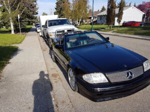 1991 Mercedes 500SL Brabus - 72k kms - NEED GONE