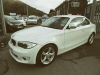 2013 62 BMW 1 SERIES 2.0 118D EXCLUSIVE EDITION 2D 141 BHP DIESEL