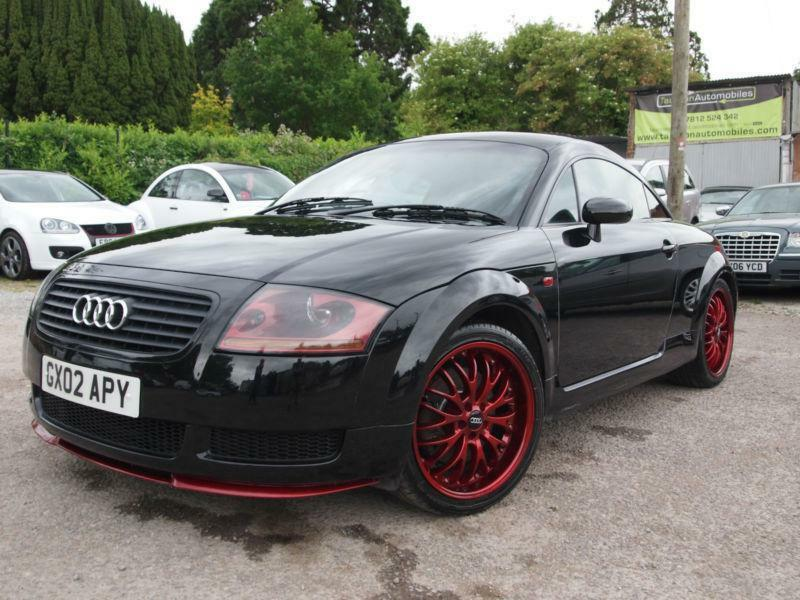 2002 audi tt 1 8 t 180 quattro petrol 6 speed manual modified remapped to 210 in taunton. Black Bedroom Furniture Sets. Home Design Ideas