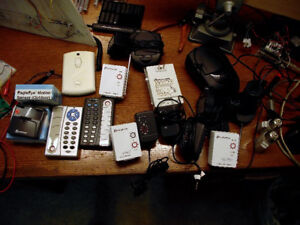 Security X-10 devices