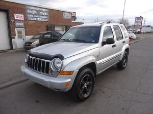 JEEP LIBERTY 2006 AUTOMATIQUE 4*4 DIESEL LIMITED