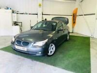 2009 BMW 5 Series 2.0 520d SE 4dr