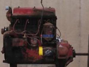 Wanted  Massey Harris 44 engine