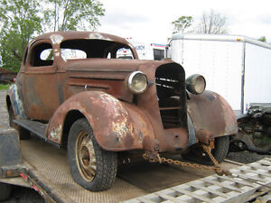 WANTED: 1934 Chevrolet Master Parts