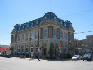 Affordable Office Space Rentals in the Heart of Owen Sound