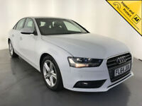 2014 64 AUDI A4 TECHNIK TDI DIESEL 1 OWNER SERVICE HISTORY FINANCE PX WELCOME