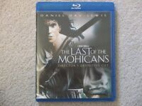 The Last of the Mohicans: Director's Definitive Cut blu-ray