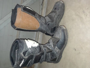Thor Motocross Boots Size 11