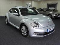 2012 VOLKSWAGEN BEETLE DESIGN TSI DSG + IMMACULATE + AUTOMATIC + FULL VW HISTORY