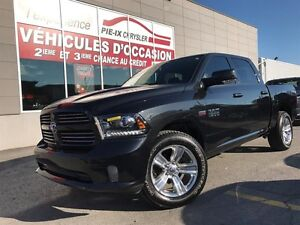 """Ram 1500 4WD Crew Cab 140.5"""" Sport+MAGS+WOW! 2016"""