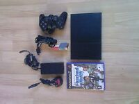 GOOD CONDITION ,play station 2 , ps2 , ps2 slim, gaming , console , NOT PS3 , PS4