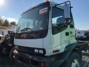 2009 - GMC T7500 - Cab only