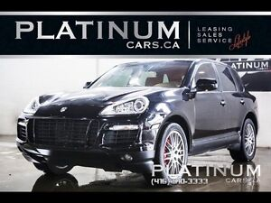 2008 Porsche Cayenne Turbo, NAVI, ENTERTA