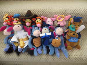 Disney Store Beanie Babies - Collectible