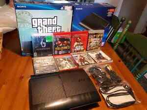 PS3 GTA 5 bundle