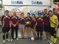 Adult indoor soccer leagues sign up your team or as an individua