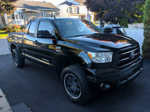 2010 toyota tundra 5.7 edition st, sr5, 4x4, double cab