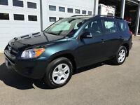 2011 Toyota 4wd RAV4 w/70Km for $17,777.00 Financing Available!