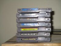 8 original NES games.