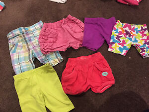 Infant girl summer clothes