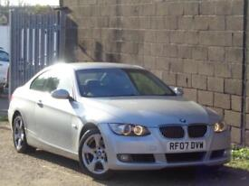 2007 BMW 325 2.5 COUPE i SE***FULL SERVICE HISTORY + PART EXCHANGE WELCOME***