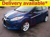2011 Ford Fiesta 1.6 S1600 DAMAGED REPAIRABLE SALVAGE