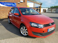 2010 Volkswagen Polo 1.4 ( 85ps ) DSG SE NEW SERVICE LOW MILAGE