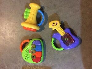 Fisher Price Little Superstar Jam Band Strathcona County Edmonton Area image 1
