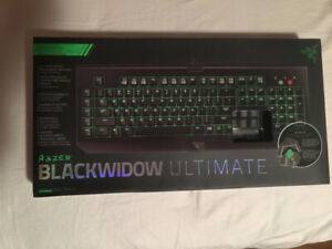Razer Blackwidow Ultimate Mechanical Keyboard
