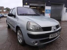 Renault Clio 1.2 16v ( a/c ) Dynamique 87K S/HIST CAMBELT CHANGED