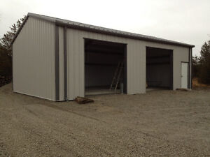 STEEL BUILDINGS & FOUNDATIONS COMPLETE D.I.Y PACKAGES Sarnia Sarnia Area image 6
