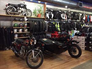 Liquidation vêtement et accessoires Moto
