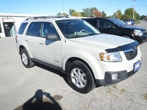 2008 Mazda Tribute GX SUV, Crossover All Wheel Drive