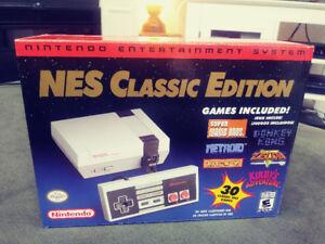 Nes classic edition 60 jeux