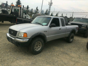2004 Ford ranger for parts
