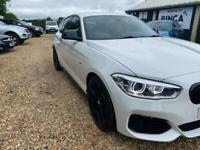 2017 BMW 1 Series 3.0 M140i Auto (s/s) 5dr Hatchback Petrol Automatic