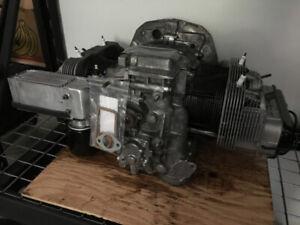 VW air cooled motors - rebuilt and in stock