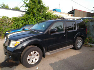 2005 Pathfinder LE For Sale