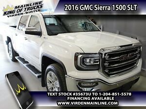 2016 GMC Sierra 1500 SLT  - Navigation - Aluminum Wheel - $376.2