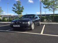 BMW5 series 525D M SPORT AUTO DIESEL LOW MILEAGE