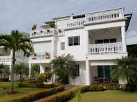 Las Terrenas, Samana, Dominican Republic, BEACHFRONT condominium