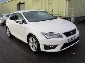2013 Seat Leon 1.4 TSI FR (Tech Pack) SportCoupe 3dr (start/stop)