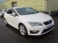 2013 Seat Leon 1.4 TSI FR (Tech Pack) SportCoupe 3dr (start/stop)