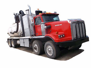 1993 WESTERN STAR 4664S TA TA HYDRO VAC Cash/ trade/ lease to ow