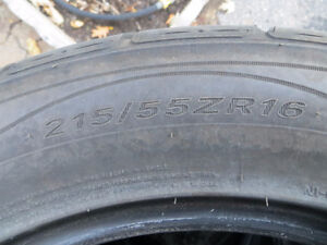215/55 R16 Nexen West Island Greater Montréal image 2