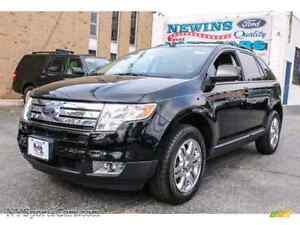 2007 Ford Edge SEL AWD Fully Loaded With Navigation