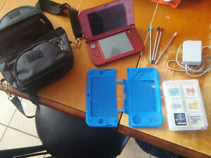 New 3ds XL 32gb Rouge ++++